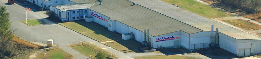 BoMetals facility